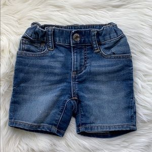 GAP baby denim shorts - size 18-24 months